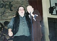 Pete and Richard O'Brien